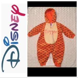Disney baby Tigger costume 12m